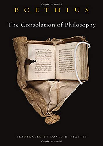 9780674031050: The Consolation of Philosophy
