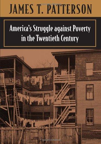 9780674031234: America's Struggle Against Poverty, 1900-94