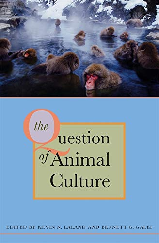 9780674031265: The Question of Animal Culture