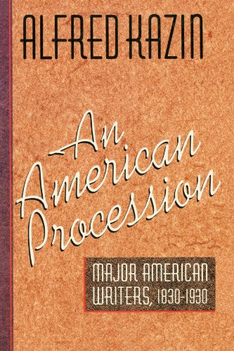 An American Procession (0674031431) by Alfred Kazin