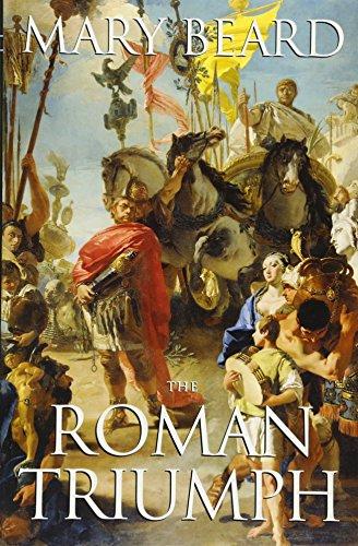 9780674032187: The Roman Triumph