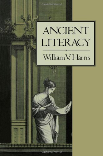 9780674033818: Ancient Literacy