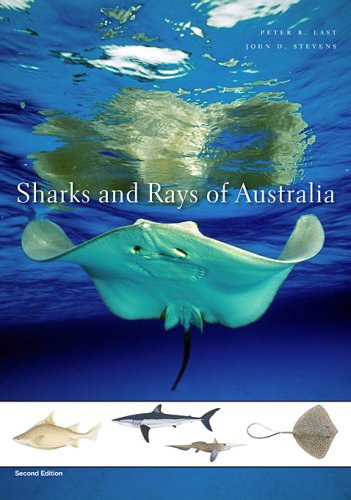 9780674034112: Sharks and Rays of Australia: Second Edition