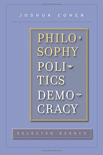 philosophies democracy essay Free essays from bartleby | democracy:-government by the people a form of government in which the supreme power is vested in the people and exercised.