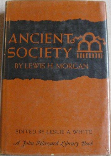 9780674034501: Ancient Society (The John Harvard Library)