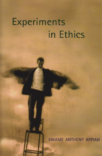 9780674034570: Experiments in Ethics (Mary Flexner Lectures of Bryn Mawr College)