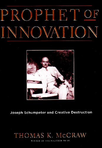 9780674034815: Prophet of Innovation: Joseph Schumpeter and Creative Destruction