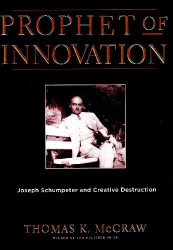 9780674034815: Prophet of Innovation: Joseph Schumpeter and Creative Destruction