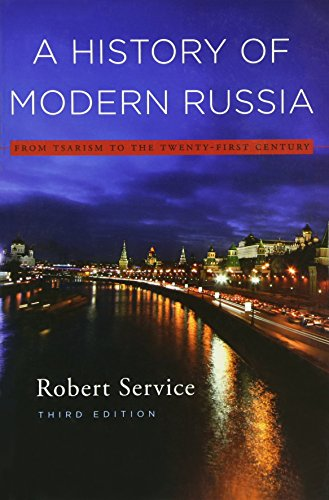 9780674034938: The Penguin History of Modern Russia: From Tsarism to the Twenty-First Century