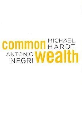 9780674035119: Commonwealth