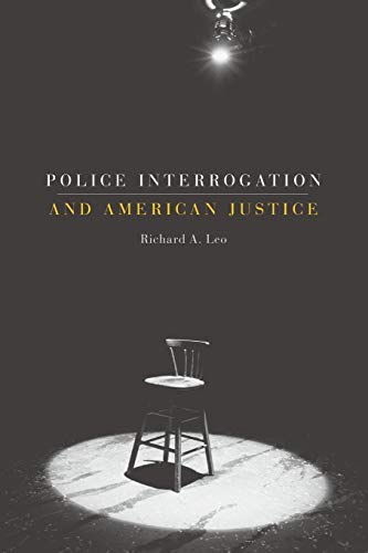9780674035317: Police Interrogation and American Justice