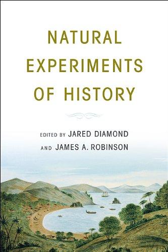 9780674035577: Natural Experiments of History