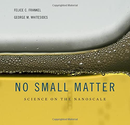 9780674035669: No Small Matter: Science on the Nanoscale