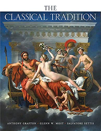 9780674035720: The Classical Tradition (Harvard University Press Reference Library)