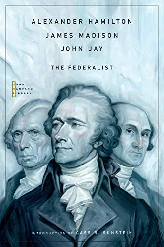 9780674035737: The Federalist (The John Harvard Library)