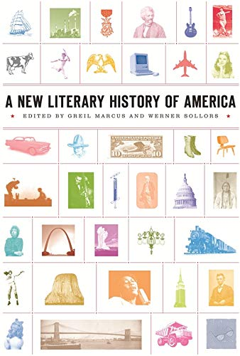 9780674035942: A New Literary History of America (Harvard University Press Reference Library)