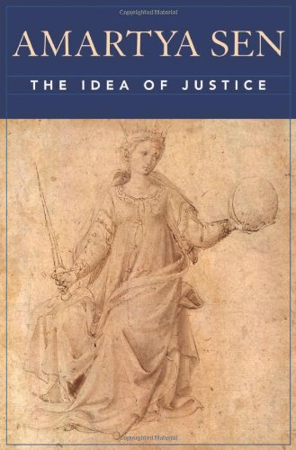 9780674036130: The Idea of Justice