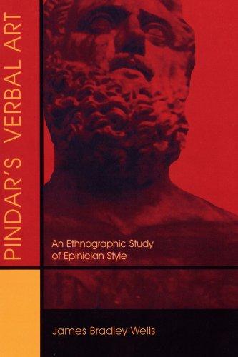 9780674036277: Pindar's Verbal Art: An Ethnographic Study of Epinician Style (Hellenic Studies Series)