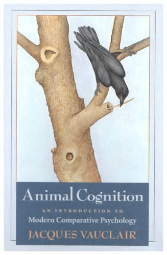 9780674037038: Animal Cognition: An Introduction to Modern Comparative Psychology