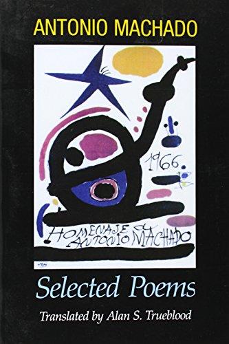 9780674040663: Antonio Machado: Selected Poems