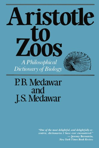 9780674045378: Aristotle to Zoos: A Philosophical Dictionary of Biology (Philosophy Dictionary)