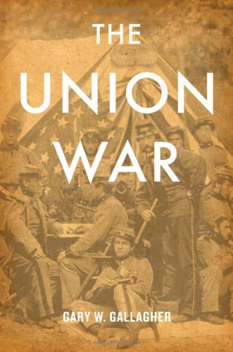 The Union War (0674045629) by Gallagher, Gary W.