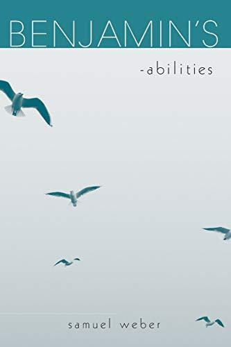 9780674046061: Benjamin's -abilities