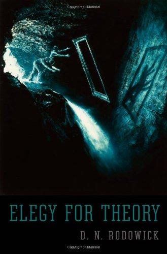 9780674046696: Elegy for Theory