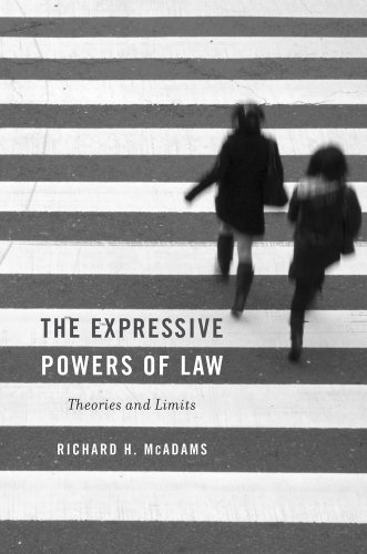 9780674046924: The Expressive Powers of Law