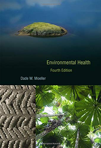 "Environmental Health 9780674047402 Dramatic changes in the field of environmental health since the Third Edition was published in 2004 demand a new, radically updated version of this essential textbook. Based on the recommendations of advisory bodies and federal agency regulations, as well as a thorough review of the scientific literature, Moeller's Fourth Edition is the only fully current text in this burgeoning field. It features new tables and figures, and revisions of those retained from previous editions. Environmental Health is also enriched with the knowledge and insights of professionals who are deeply involved in ""real world"" aspects of each subject covered. In eighteen chapters, students receive a complete but manageable introduction to the complex nature of the environment, how humans interact with it, and the mutual impact between people and the environments where they work or live. This new edition emphasizes the challenges students will face in the field: the local and global implications of environmental health initiatives, their short- and long-range effects, their importance to both developing and developed nations, and the roles individuals can play in helping to resolve these problems. Whether discussing toxicology, injury prevention, risk assessment, and ionizing and non-ionizing radiation, or more traditional subjects like the management and control of air, water, and food, Dade Moeller emphasizes the need for a systems approach to analyzing new projects prior to their construction and operation. Environmental Health is indispensable reading for practitioners, students, and anyone considering a career in public health."