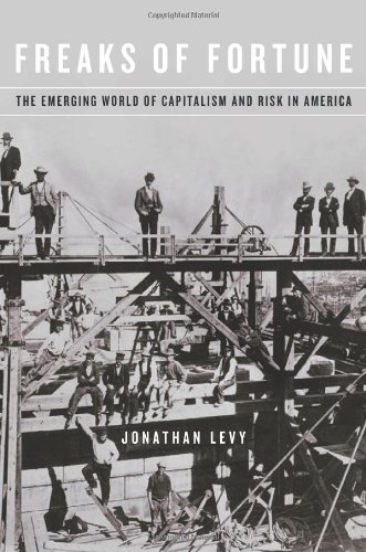 9780674047488: Freaks of Fortune: The Emerging World of Capitalism and Risk in America