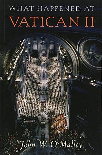 9780674047495: What Happened at Vatican II