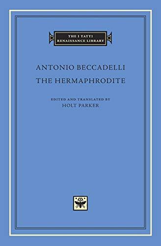 9780674047570: The Hermaphrodite