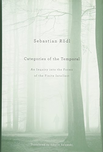 9780674047754: Categories of the Temporal: An Inquiry into the Forms of the Finite Intellect