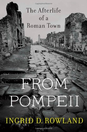 9780674047938: From Pompeii: The Afterlife of a Roman Town