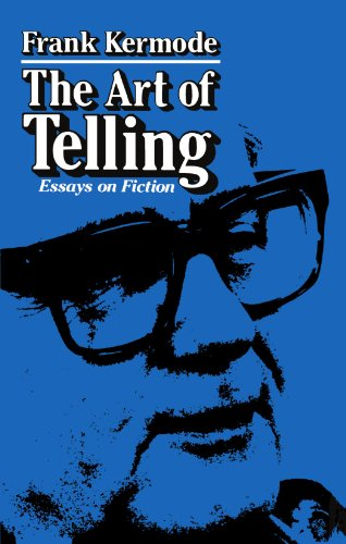 9780674048294: The Art of Telling: Essays on Fiction (Center for International Affairs)