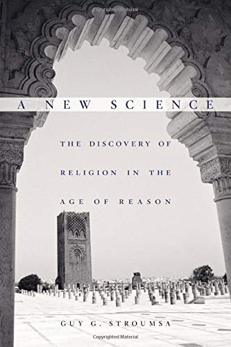 9780674048607: A New Science: The Discovery of Religion in the Age of Reason