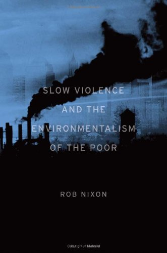 9780674049307: Slow Violence and the Environmentalism of the Poor