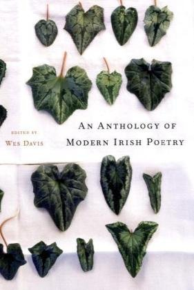 9780674049512: An Anthology of Modern Irish Poetry