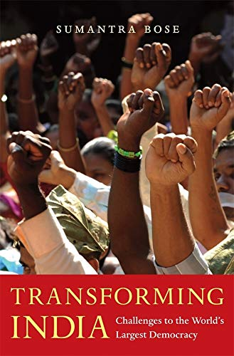 9780674050662: Transforming India: Challenges to the World's Largest Democracy