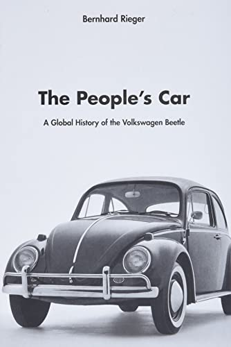 9780674050914: The People's Car: A Global History of the Volkswagen Bettle