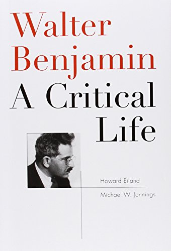 9780674051867: Walter Benjamin: A Critical Life