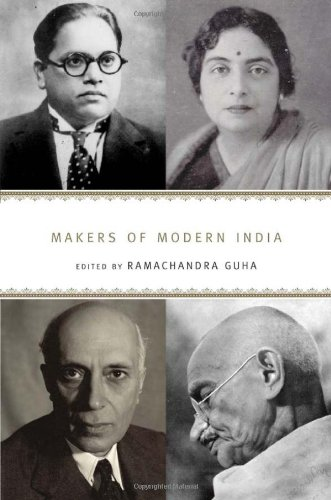 9780674052468: Makers of Modern India