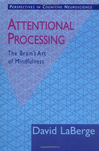 9780674052680: Attentional Processing: The Brain's Art of Mindfulness (PERSPECTIVES ON COGNITIVE NEUROSCIENCE)