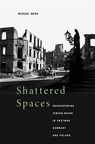 Shattered Spaces: Encountering Jewish Ruins in Postwar Germany and Poland: Meng, Michael