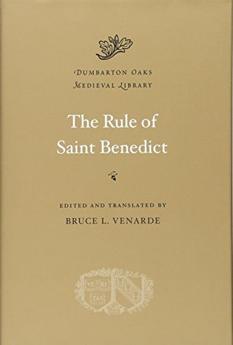 9780674053045: The Rule of Saint Benedict (Dumbarton Oaks Medieval Library)