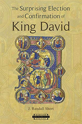 9780674053410: The Surprising Election and Confirmation of King David (Harvard Theological Studies)