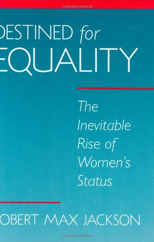 9780674055117: Destined for Equality: The Inevitable Rise of Women's Status