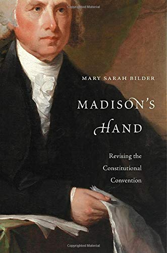 9780674055278: Madison's Hand: Revising the Constitutional Convention