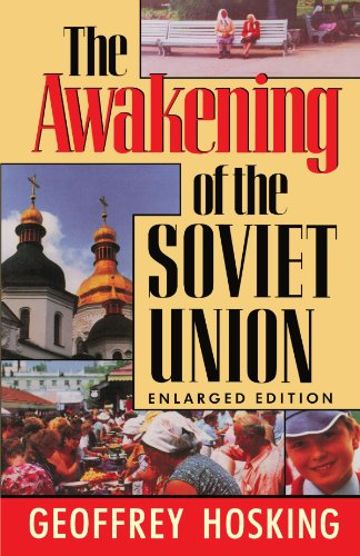 9780674055513: The Awakening of the Soviet Union: Enlarged Edition (Reith Lectures)